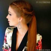 Penteados Para Cabelos Longos Os Mais Lindos