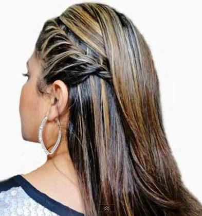 Penteados Para Cabelos Longos E Lisos Passo A Passo